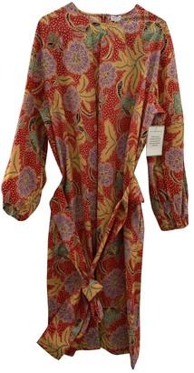 Rhode Resort Multicolour Cotton Dresses