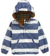 Burberry Mayer Hooded Reversible Jacket
