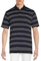 Callaway Striped Polo Shirt