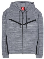 Nike Tech Knit Windrunner Cotton-blend Hoodie