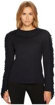Sonia Rykiel Plain Jersey Long Sleeve Top Women's Clothing