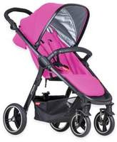 Phil & Teds SmartTM Stroller in Raspberry