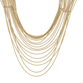 Jill Heller Vintage Jewelry Cartier Draperie De Decollete Necklace
