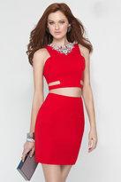 Alyce Paris - 4452 Dress In Red