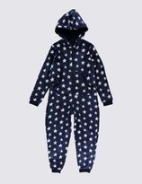 Marks and Spencer Star Onesie (1-16 Years)