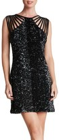 Dress the Population 'Cora' Sequin Minidress