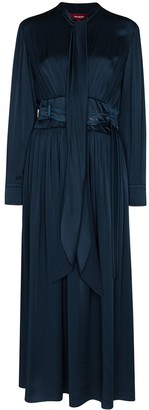 Sies Marjan Faye belted midi dress