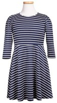 Soprano Girl's Stripe Skater Dress