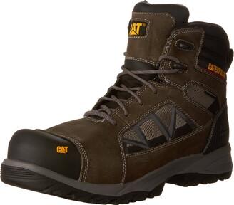 Caterpillar Footwear Men's Compressor 6-Inch WP TX CT CSA Work Boot