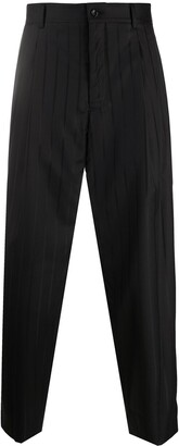 Comme des Garcons Tapered Leg Trousers