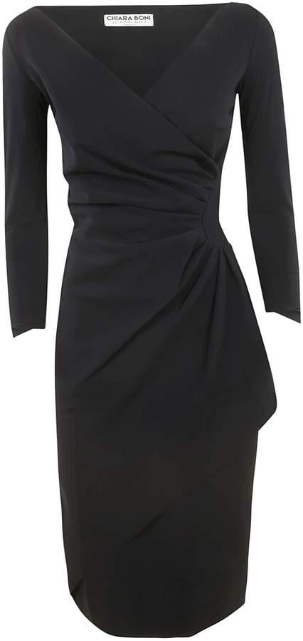 c27dc92168b Chiara Boni Draped Dresses - ShopStyle