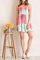 Entro Tie Dye Dress