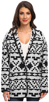 Karen Kane Cozy Travel Jacket