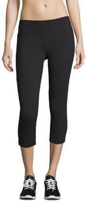 Hanes Women's Active Stretch Cotton Capri Leggings