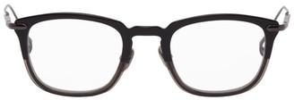 Issey Miyake Black Pentagon II Glasses
