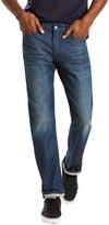 Levi's 513 Slim Straight Stretch Jeans - Straight Leg (For Men)