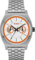 Nixon Time Teller Deluxe Star Wars Bb-8 Silver/Orange A922SW-2604