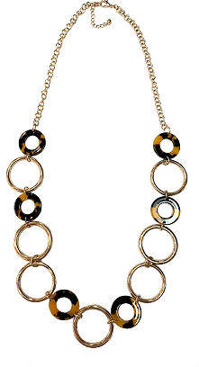 Bijoux Bar Link Link Necklace