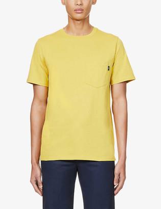 Paul Smith Pocket organic cotton-jersey T-shirt