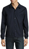 Selected Solid Cotton Jacket