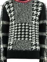 Tommy Hilfiger Houndstooth Check Sweater