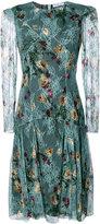 Blumarine St.mazzolino dress - women - Silk/Polyamide/Spandex/Elastane - 44
