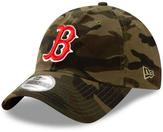 New Era Boston Red Sox MLB Core Classic Cotton Camouflage 9TWENTY Baseball Cap