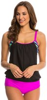 Next Power Thru it Double Up DCup Tankini Top - 8136224