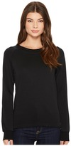 Alternative Burnout French Terry Lazy Day Pullover Women's Clothing