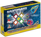 Magformers 124-pc. Math Activity Set