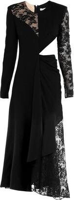 Givenchy 3/4 length dresses