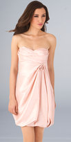 Mignon Adorable Strapless Short Prom Dresses