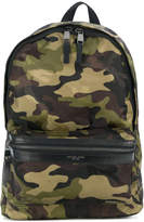 Michael Kors camouflage backpack