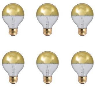 Bulbrite 40 Watt G25 Incandescent Dimmable Light Bulb, (2700K) E26/Medium (Standard) Base Industries