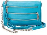 Rebecca Minkoff 5 Zip Mini Convertible Crossbody