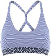 Tommy Hilfiger Haidee stripe sport bikini top
