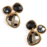 Gorjana Women's Lola Semiprecious Stone Stud Earrings