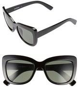 A. J. Morgan A.J. Morgan 'Lift' 50mm Cat Eye Sunglasses