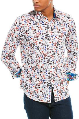 Robert Graham Dugan Classic Fit Woven Shirt