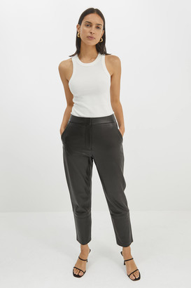 SABA Alice Leather Pant