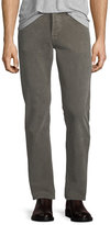 Tom Ford 5-Pocket Straight-Leg Corduroy Pants