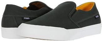 Etnies Langston (Green/White/Yellow) Men's Skate Shoes
