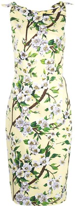 Samantha Sung Monroe floral print dress
