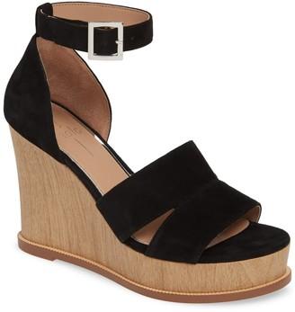 Linea Paolo Emma High Wedge Sandal