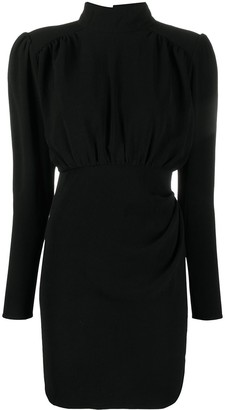 BA&SH Kina open-back mini dress