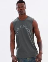 The Upside Logo Muscle Tank