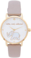Kate Spade Metro Calm, Cool, Collected Watch