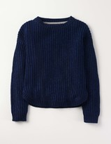 Boden Sparkle Rib Sweater