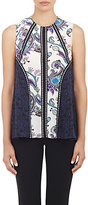 Mary Katrantzou WOMEN'S CHIFFON SLEEVELESS TOP