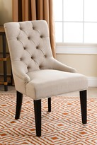 Addison Cream Fabric Dining Chair